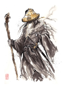 Hidden Master, Warrior Monk, Noble Samurai, Humble Shepherd... How doe we relate to The Archetype of the Magician?