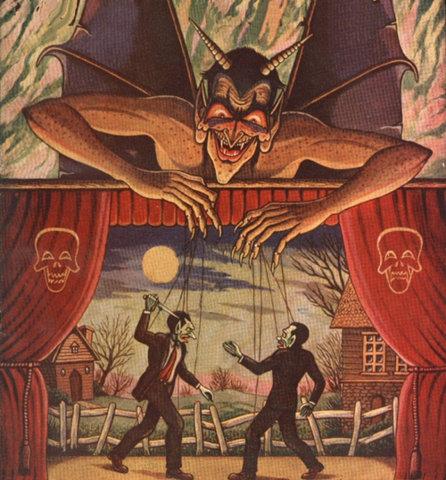 The Devil's Puppet Show