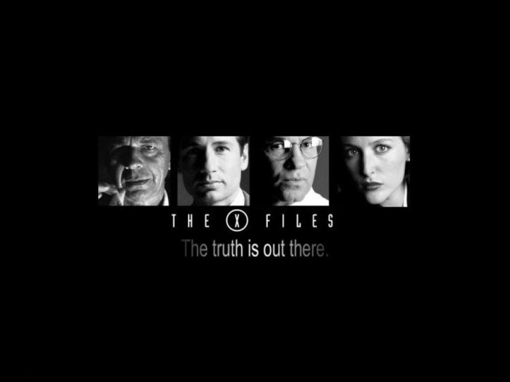 The X-Files The truth is out there